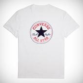 Camiseta Con Parche Chuck Taylor Jaspeada Para Hombre