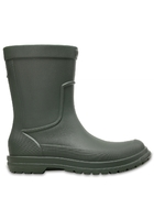 Crocs Boot Men Dusty Olive / Dusty Olive Allcast Rain
