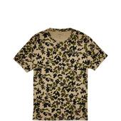 Camiseta Camo Print C75 Para Hombre