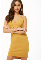 Cutout Cami Mini Dress