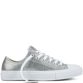 Chuck Ii Perforated Metallic