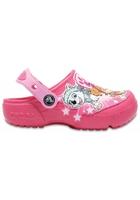 Crocs Clog Unisex Vibrant Pink Crocs Fun Lab Paw Patrol S