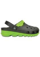 Crocs Clog Unisex Graphite / Volt Green Duet Max