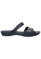 Crocs Sandal Women Navy Crocs Kelli S