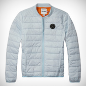 Chaqueta Bomber Packable Ma-1 Para Mujer