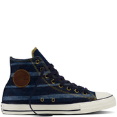 Chuck Taylor All Star Denim Flag Print