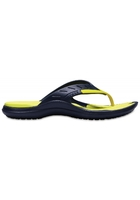 Crocs Flip Unisex Navy/tennis Ball Green Modi Sport