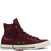 Chuck Taylor All Star Leather + Fur