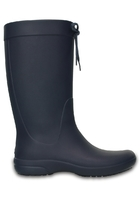 Crocs Boot Women Navy Crocs Freesail Rain
