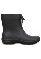 Crocs Boot Women Black Crocs Freesail Shorty Rain S