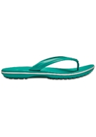 Crocs Flip Unisex Tropical Teal/white Crocband™