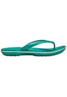 Crocs Flip Unisex Tropical Teal/white Crocband™