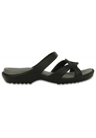 Crocs Sandal Women Black / Smoke Meleen Twist