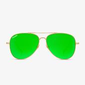 Hellcat Gold Matte / Green