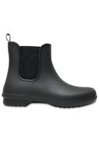 Crocs Boot Women Black / Black Crocs Freesail Chelsea