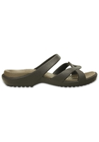 Crocs Sandal Women Espresso / Walnut Meleen Twist
