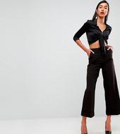 Culottes De Sastre Con Diseño Sencillo Mix & Match De Asos Tall