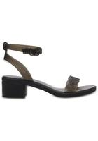 Crocs Heel Women Black / Graphite Crocs Isabella Block S