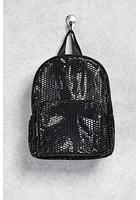 Clear Mesh Backpack