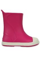 Crocs Boot Unisex Candy Pink / Oyster Crocs Bump It Rain
