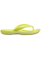 Crocs Flip Unisex Tennis Ball Green/white Crocband™