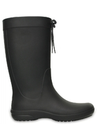 Crocs Boot Women Black Crocs Freesail Rain