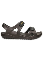 Crocs Sandal Men Espresso / Black Swiftwater River S