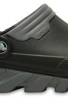 Crocs Clog Unisex Black / Charcoal Duet Max