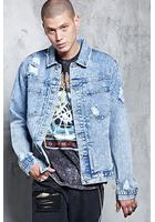 Patch Pocket Denim Jacket