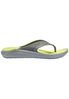 Crocs Flip Unisex Slate Grey/light Grey Literide™