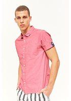 Heathered Pocket Shirt