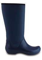 Crocs Boot Unisex Navy Rainfloe Tall