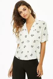 Telephone Print Shirt