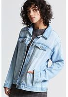 Premium Washed Denim Jacket