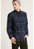 Cloud Wash Flannel Shirt