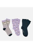 Barbour Women's Terrier Sock Gift Box - Multi