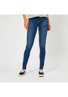 Levi's Women's Innovation Super Skinny Jeans - Prestige Indigo - W27/l32