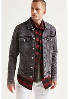 Mineral Wash Denim Jacket