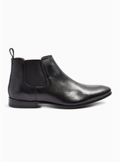 Black Bryant Chelsea Boots
