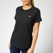 Levi's Women's Perfect T-shirt - Black - S