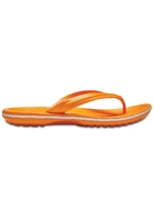 Crocs Flip Unisex Blazing Orange/white Crocband™