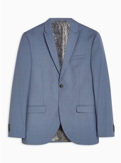 Blue Slim Blazer
