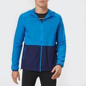 Asics Men's Packable Jacket - Race Blue/peacoat - S - Blue