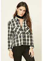 Tartan Plaid Cotton Shirt