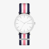 Montecarlo Gunmetal Navy / Pink