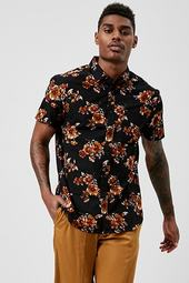 Classic Floral Shirt