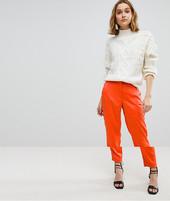 Pantalones Pitillo Estilo Años 80 De Vero Moda