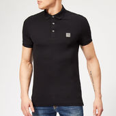 Boss Men's Passenger Polo Shirt - Black - S
