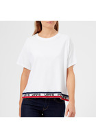 Levi's Women's Graphic T-shirt - Tape White - M - White