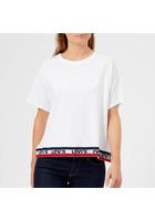 Levi's Women's Graphic T-shirt - Tape White - M - White